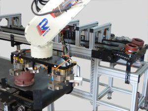 Texmo robotic